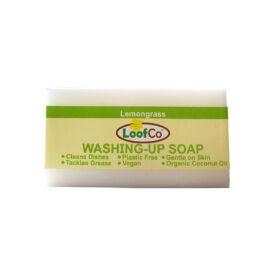 LoofCo Washing-Up Soap Bar - Lemongrass