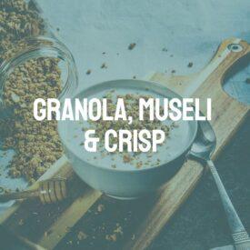 Granola, Museli & Crisp