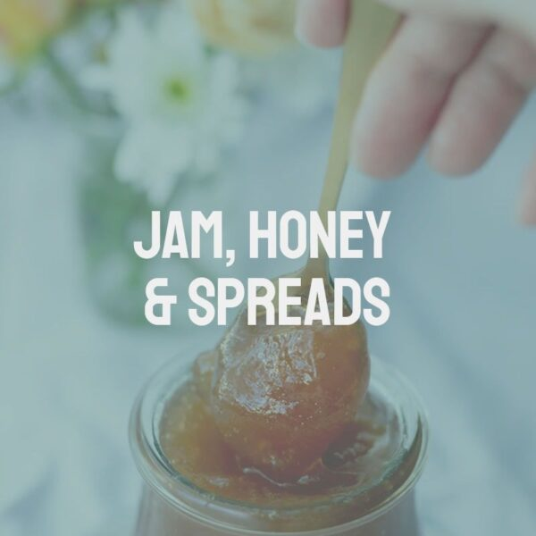 Jam, Honey & Spreads