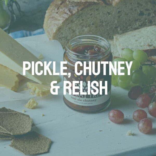 Pickle, Chutney & Relish