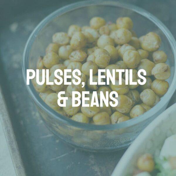 Tinned Pulses, Lentils & Beans