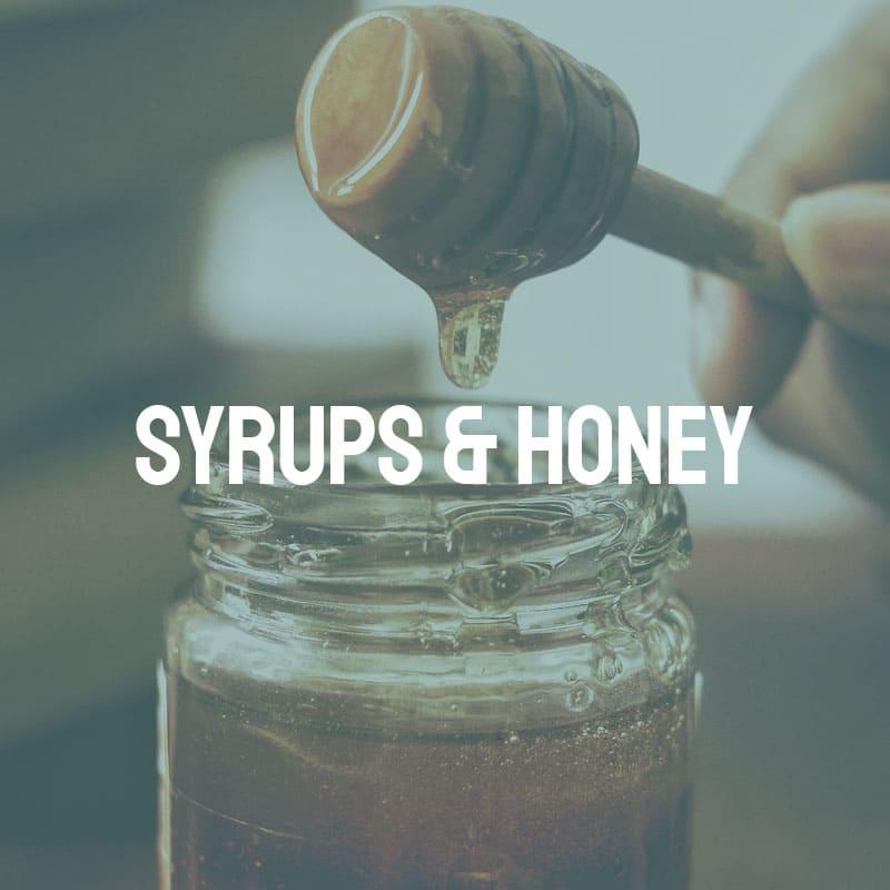 Syrups & Honey