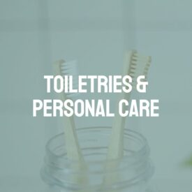 Toiletries & Personal Care