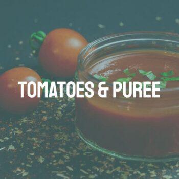 Tomatoes & Puree