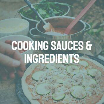 Cooking Sauces & Ingredients