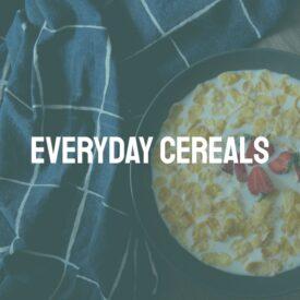 Everyday Cereals