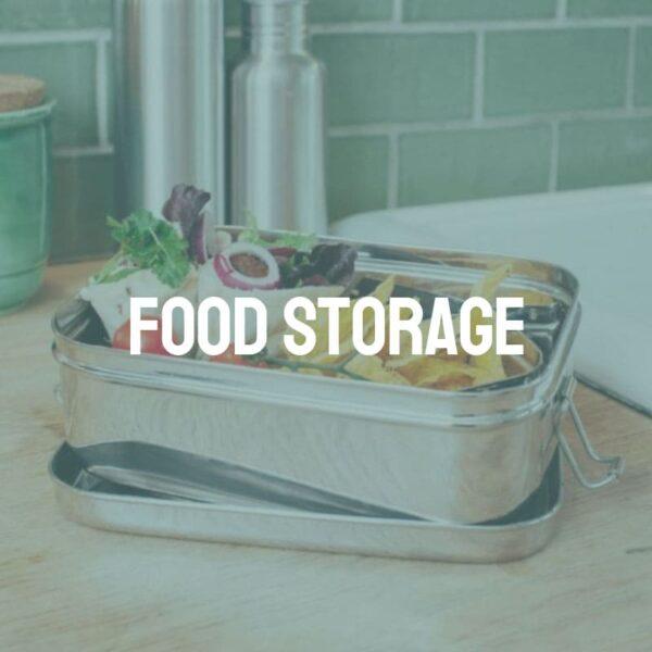 Essentials & Food Storage