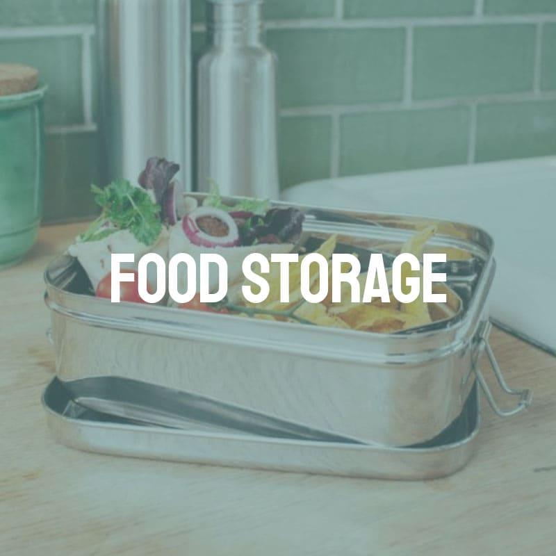Kitchen Essentials & Food Storage