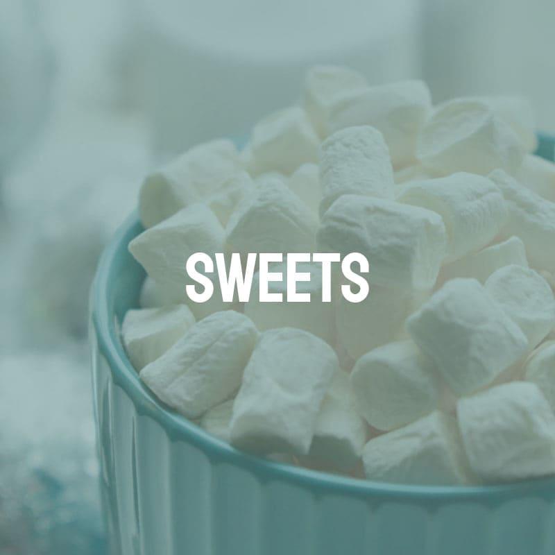 Sweets, Mints & Gum