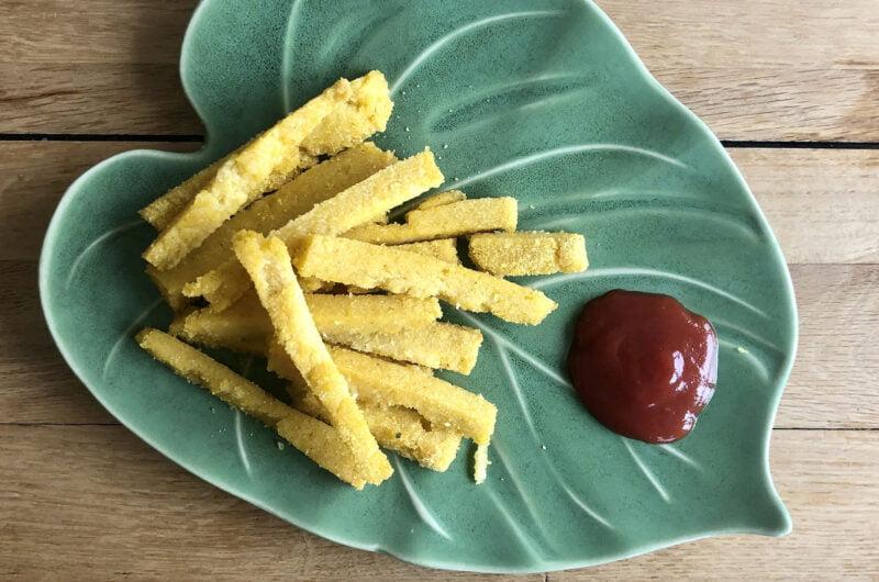 Crispy Polenta Chips