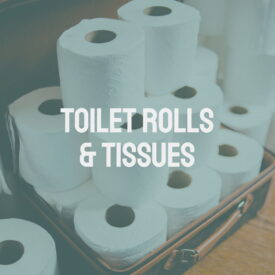 Toilet Rolls & Tissues