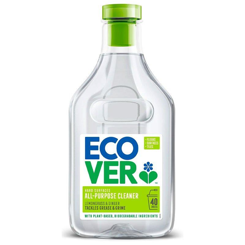 Ecover Lemongrass & Ginger All-Purpose Cleaner - 40 Doses (1ltr)