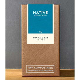 Voyager Coffee Native - Roasted in Devon (227g)_