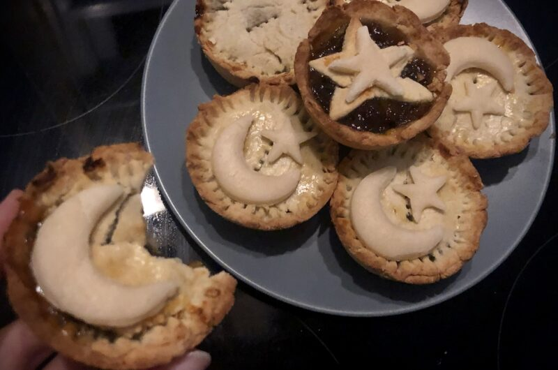 Merry Mince Pies