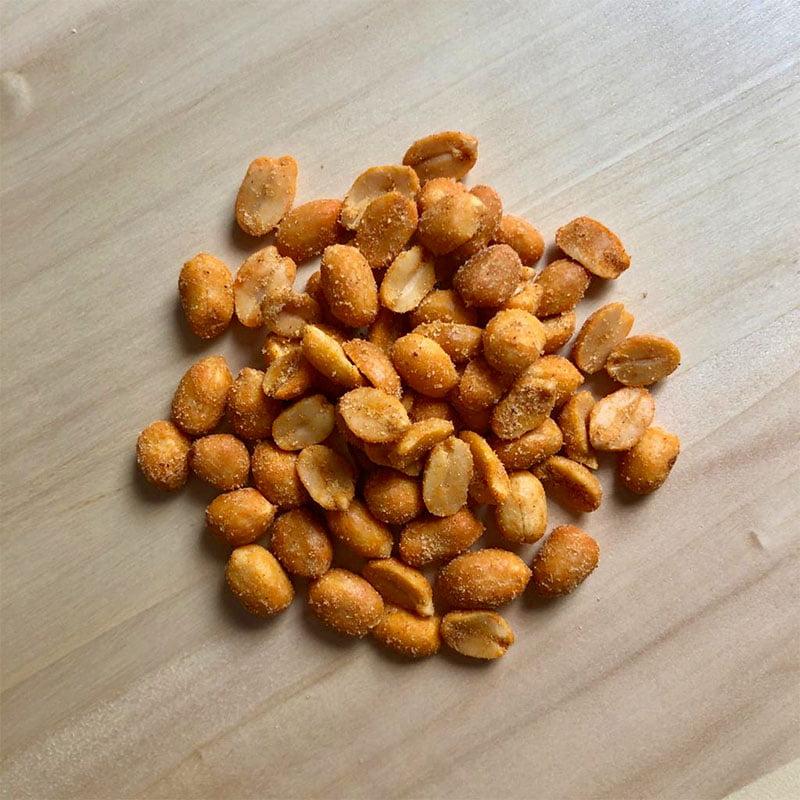 Hot Chilli Peanuts