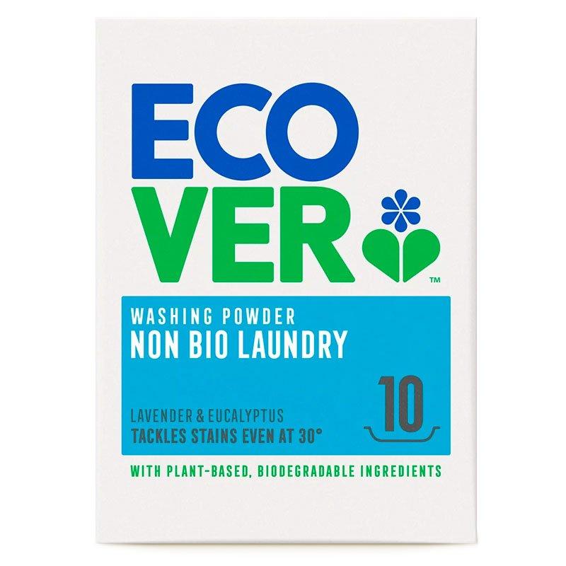 Ecover Non-Bio Laundry Washing Powder - Lavender & Eucalyptus (40 Washes)