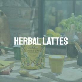 Herbal Lattes
