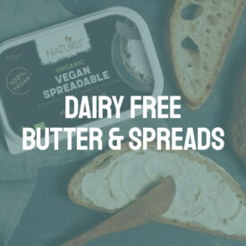 Dairy Free Butter & Spreads
