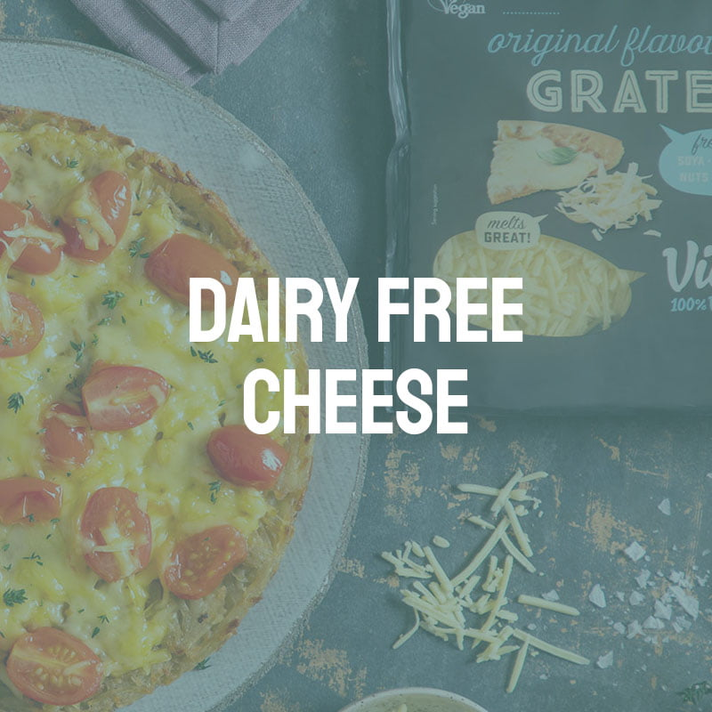 Dairy Free Cheese