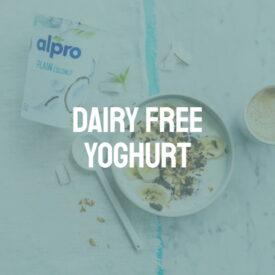 Dairy Free Yoghurt