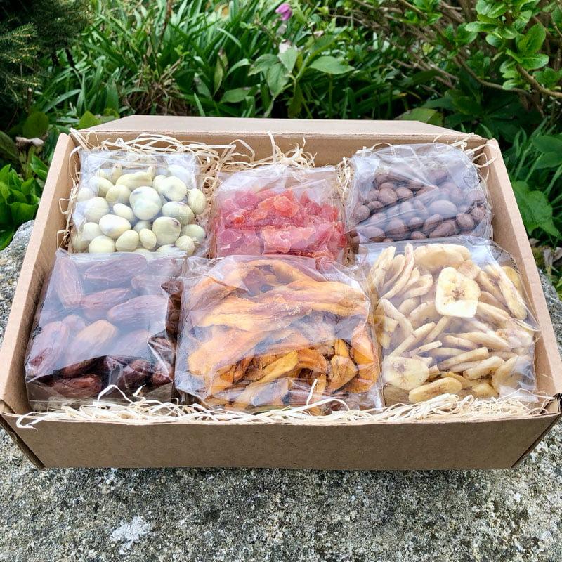 Deluxe Dried Fruit Gift Box Hamper