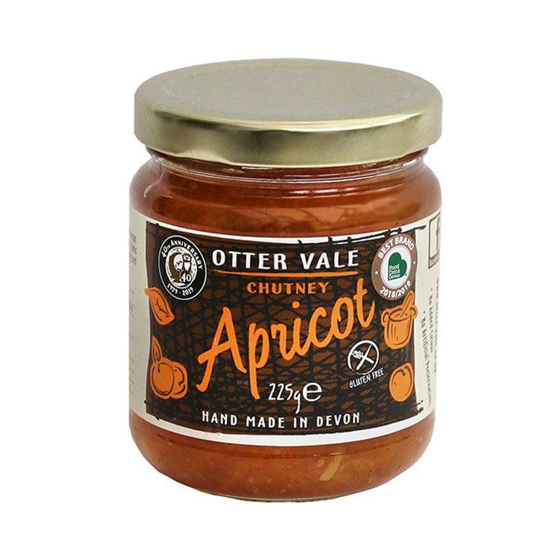 Otter Vale Handmade Apricot Chutney - Gluten Free (225g)
