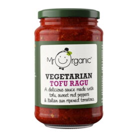 Mr Organic Vegetarian Tofu Ragu (350g)
