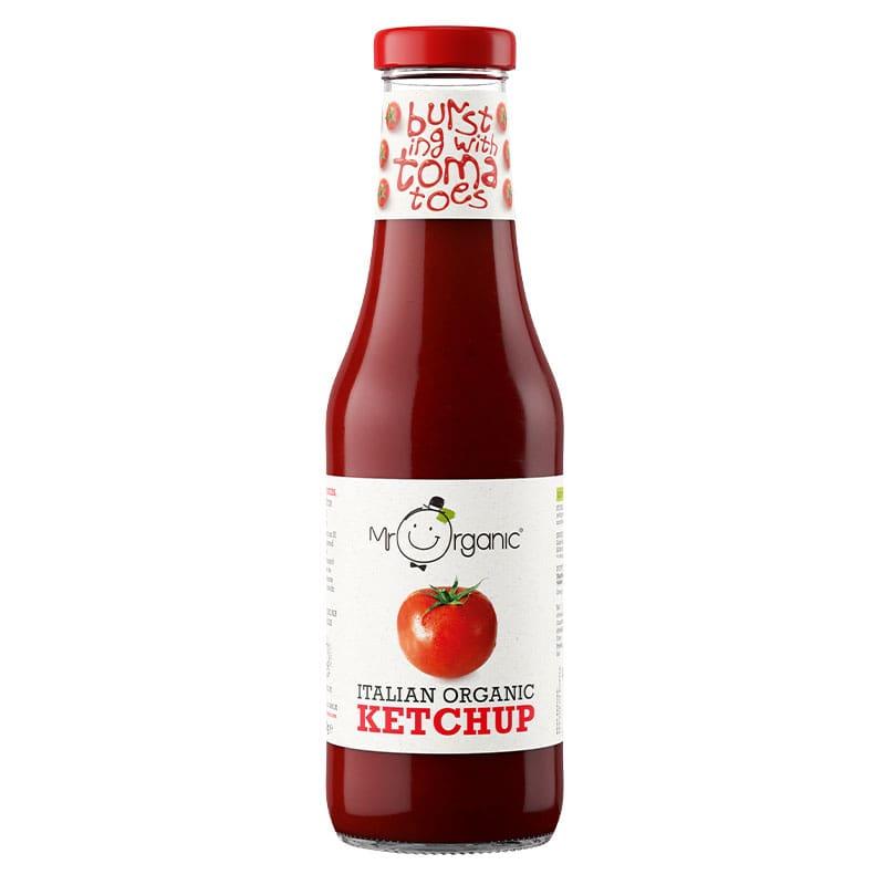 Mr Organic Tomato Ketchup (480g)