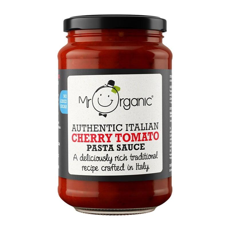 Mr Organic Cherry Tomato Pasta Sauce (350g)