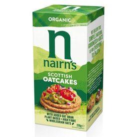 Nairn's Organic Scottish Oatcakes (250g)