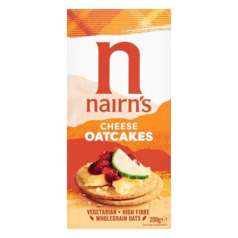 Nairn's Cheese Oatcakes (200g)