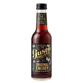 Gusto Organic Original Energy Drink - Made in Devon (250ml)