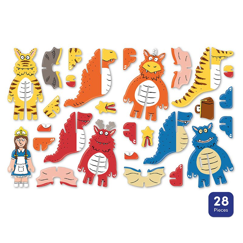 Playpress Zog Pop-Out Eco-Friendly Playset (4+) 6
