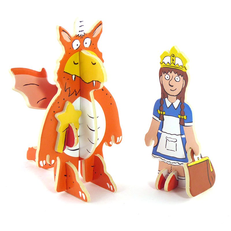 Playpress Zog Pop-Out Eco-Friendly Playset (4+) 5