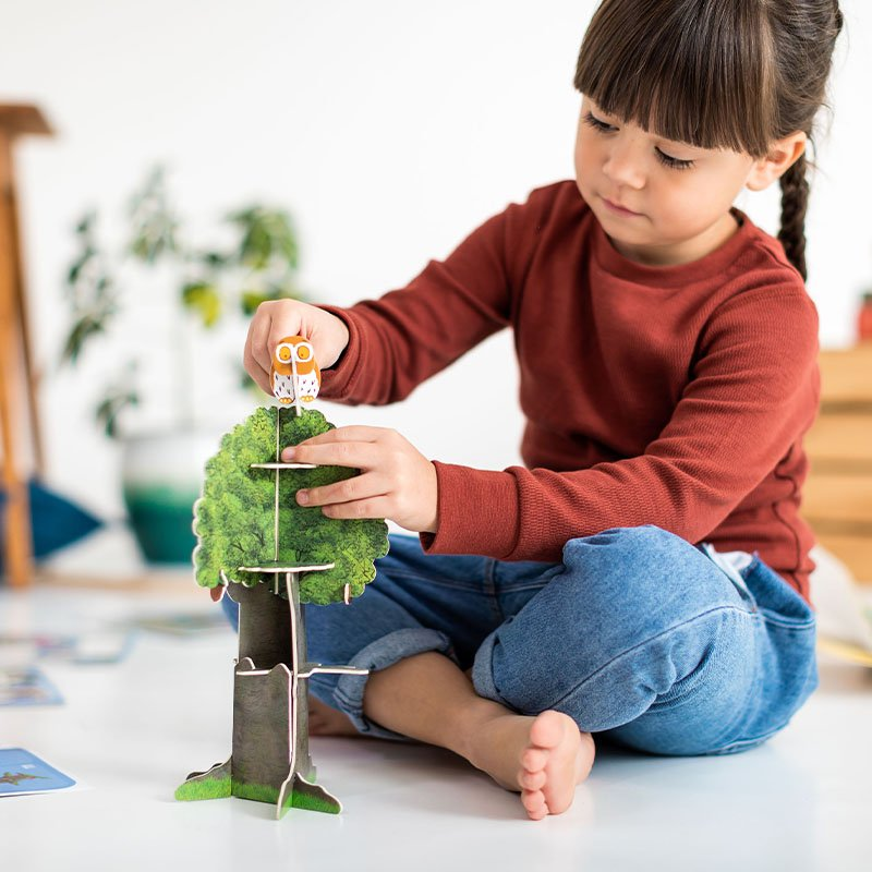 Playpress The Gruffalo Pop-Out Eco-Friendly Playset (4+) 6