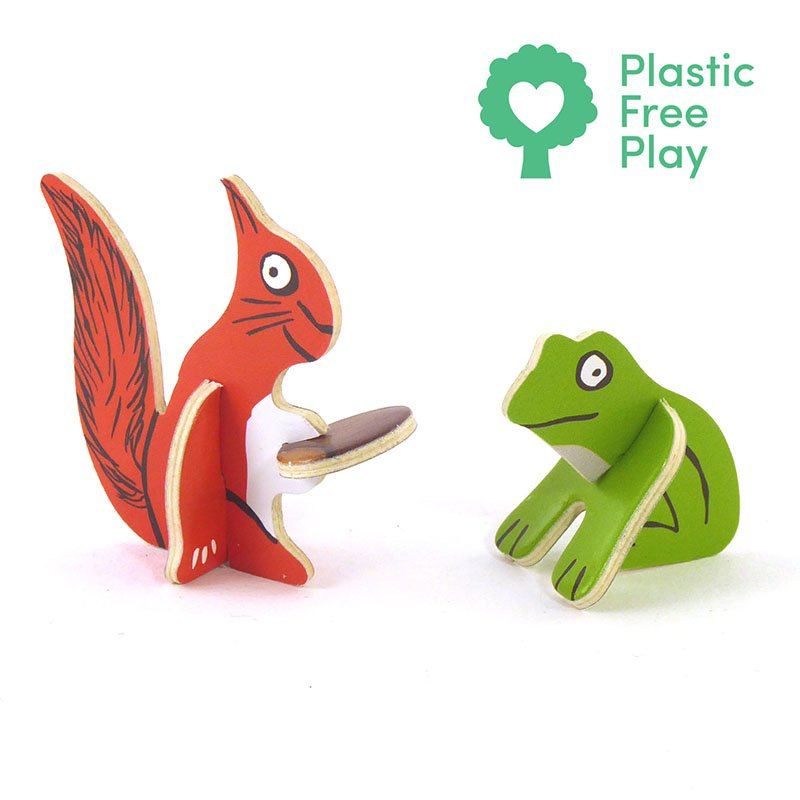 Playpress The Gruffalo Pop-Out Eco-Friendly Playset (4+) 5