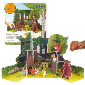 Playpress The Gruffalo Pop-Out Eco-Friendly Playset (4+) 2