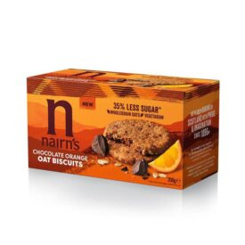 Nairn's Chocolate Orange Oat Biscuits (200g)
