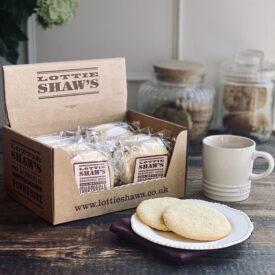 Lottie Shaw's All Butter Shortbread (2 Pack)