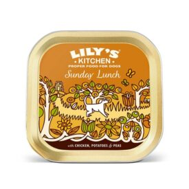 Lily's Kitchen Sunday Lunch (Grain Free) Food For Dogs (150g Tray)