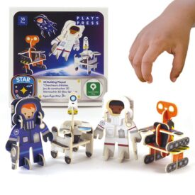 Playpress Star Searchers Pop-Out Eco-Friendly Playset (4+) 2