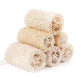 Jungle Culture Natural Organic Loofah Body Sponge (Single)