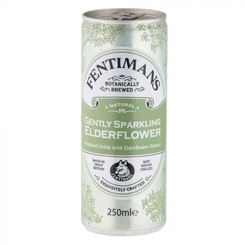 Fentimans Sparkling Elderflower Drink Can (250ml)