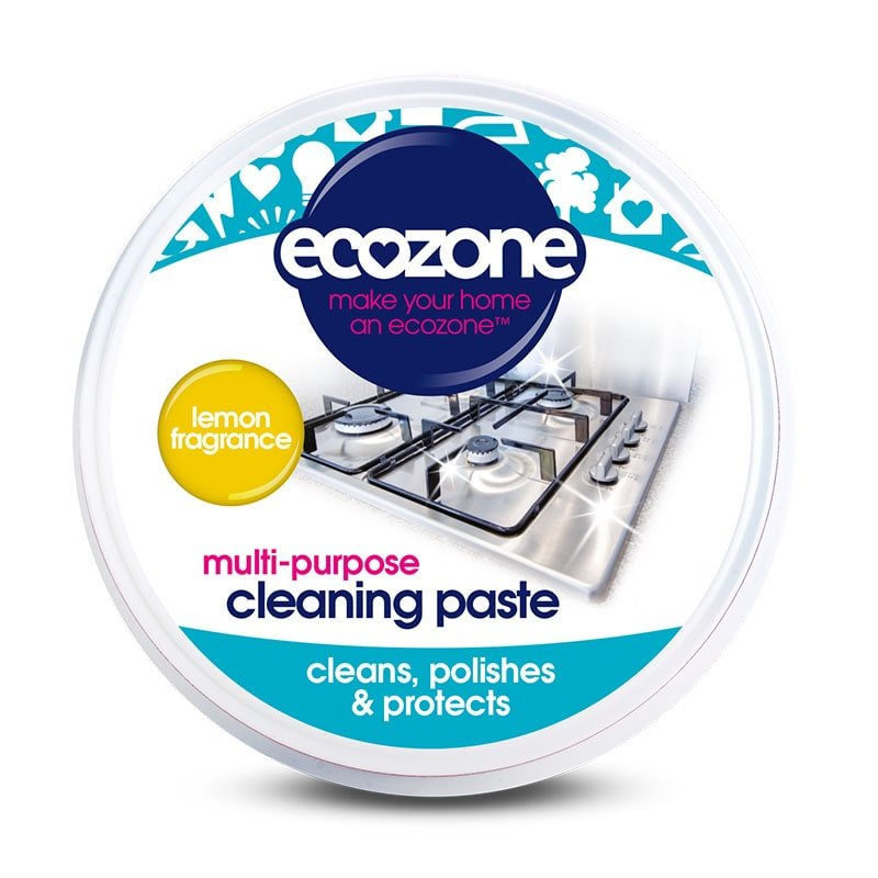 Ecozone Multi-Purpose Cleaning Paste - with Sponge (300g)