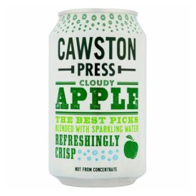 Cawston Press Cloudy Apple Drink Can (330ml)