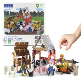 Playpress Farmyard Pop-Out Eco-Friendly Playset (4+) 3