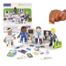Playpress Check-Up Time Pop-Out Eco-Friendly Playset (4+) 2