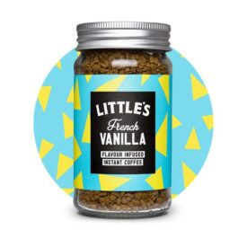 Little's French Vanilla Flavoured Instant Coffee (50g)