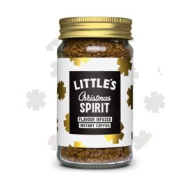 Little's Christmas Spirit Flavoured Instant Coffee (50g)