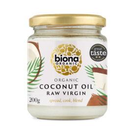 Biona Organic Raw Virgin Coconut Oil (200g)